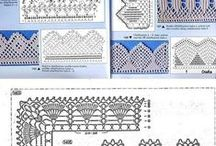 Patrones y tutoriales crochet / de tutoriales y patrones para tejer en crochet