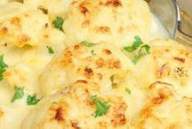 Yummy Recipes / Healthy snacks, fatty treats and kitchen tips and tricks.