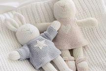 Pletení ( hračky - dárky )
