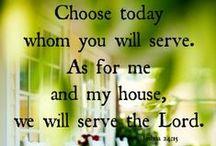 ~ God ~ / Saved by Grace.