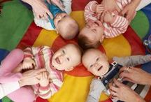 Early Childhood Resources / Songs, music class curricula, instruments, products and other resources for children ages 0-3.