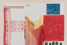 """ROBERT RAUSCHENBERG / Dal 16 maggio al 31 ottobre 2015 si terrà alla Galleria Agnellini Arte Moderna di Brescia la mostra """"Robert Rauschenberg"""" a cura di Dominique Stella.                              In esposizione circa 20 opere polimateriche create dall'artista tra il 1973 e il 1988."""