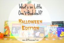What We are Reading / See what's on my children's bookshelves and what we are reading at the moment