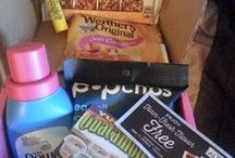 #PumpkinVoxBox / Fall @Influenster #PumpkinVoxbox products featuring:  Goodness Knows Snack Squares #TryaLittleGoodness Alexia Foods #FarmtoFlavor Yucatan Guacamole #YucatanGuac  Mr. Sketch Markers #MrSketchScented Downy Fabric Conditioner #DownyAvailableAtTarget Werther's Original #MyWerthers Popchips #popchips