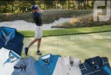 Gulf Shores Collection / One of FJ's Summer/Fall Collections featuring a seaside themed palette of french blue, saffron, white and navy.  Summer/Fall 2016 Collection.