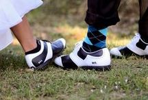 MyJoys / With 14,456,084 possible combinations to design your golf shoes, MyJoys caters to everyone's custom style and design.