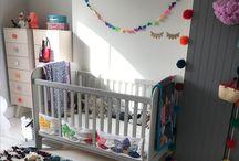 Finn & Violet's Bedrooms