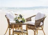 Registry Tables and Settings / Wedding registry tables, chairs and settings