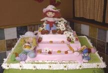 Cumpleaños niñas / Strawberry Shortcake, Rosita Fresita... puede ser el tema del cumpleaños de tu hija.