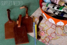DIY / Do-It-Yourself projects for the travel lover