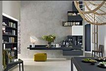_Home, interiors, exteriors
