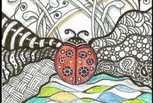Zentangle Animals / by Janie McArthur