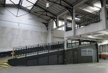 Paris, Industrial Places For Rent / Paris, Industrial Architecture Loft Connexion by Samuel Johde