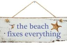 Just Beachy / All things that remind me of the beauty and good times at the beach / by Becky L Echols