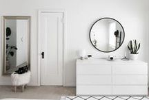 Home Sweet Home / Get some inspiration from clean home decor we love!