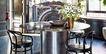 Dine / Beautiful & inspiring dining areas.