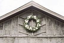 Barn Inspiration / From rustic simplicity to modern elegance, barn venues can be transformed depending on the style of your dream wedding.