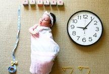 newborn photo ideas/ pomysły na zdjęcia dla noworodka/niemowlaka