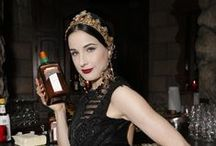 Dita Von Teese's Birthday / Her medieval-themed party in LA