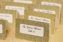 sparkly wedding ideas