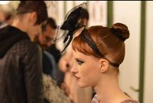 Jean Paul Gaultier Collection Haute-Couture Spring-Summer 2014 / Paris Fashion Week backstage pictures