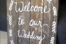 Mikie&prisje trouw ideetjes / Leuke ideeën op doen voor onze bruiloft