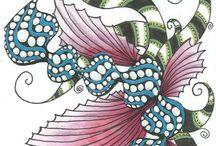 Zentangle Favorites / by Janie McArthur