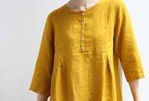 Colour: yellow & mustard