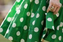 Patterns: Polka dots