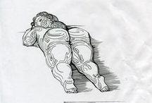 Sergei Tj sketchbook / один день, один рисунок