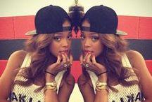 Rihanna Streetware