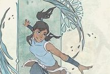 The Avatar Cycle / The Avatar Series - Last Airbender & Legend of Korra