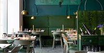 Retail / Inspiration for restaurants, shops, & retail spaces.
