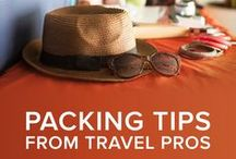 Packing Tips / We know packing for a summer, semester or an entire year abroad can be stressful! Learn how to pack like an expert with these tips!