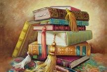 All About Books / by Janie McArthur