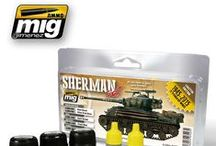 Ammo of Mig Jimenez / New items from Ammo Of Mig Jimenez now available at Pegasus Hobby Supplies