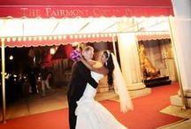Fairmont Copley Plaza, Boston Wedding / Wedding photography from the Fairmont Copley Plaza in Boston.  Photographed by Eric Barry Photography.