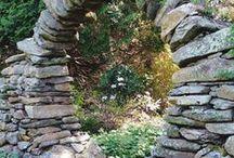 Garden architectur