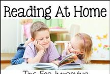 Books & Literacy at Home
