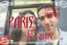Viaggio: PARIS Je t'aime / Un viaggio magico di quattro giorni nella capitale più romantica d'Europa. Seguite Fabrizio e Silvia nel loro itinerario di visita tra i quartieri e i luoghi più simbolici di Parigi, attraverso storie e curiosità.