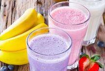 Healthy Breakfast & Snack Recipes