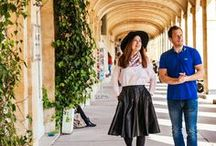 Rendez vous en France / Oh, magical France. Who doesn't dream of going there? Since there are so many amazing places to see, you'll need a bit of guidance on your way. Here are our top ideas for the best things to do in France! Let us know if you love them!