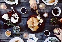 Stylish Food Photography
