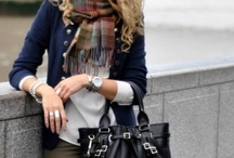 My Style / Cute clothes, bags, shoes, and jewelry I like. / by Kate