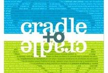 Cradle to Cradle Design ♻ / I don't care what the history is regarding McDonough, the founder of the Cradle-to-Cradle concept. The C2C method is brilliant and vitally important. (feel free to offer your better idea!) Help make our better world now. Forget the rest. Think the concept needs tweaking? Think it can evolve even further? Do share for the good of humanity.  c2ccertified.org  mbdc.com   mcdonough.com  / by Nurture Nature Project
