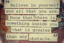 Quotes I Love! / by Sandi Gillispie