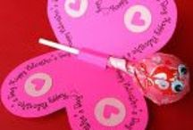Valentine's Day / Adorable & crafty ideas for kids, treats and decor surrounding Valentine's Day.