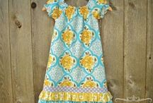 Little Girl Clothing Tutorials / Everything for little girls.  Tons of wonderful tutorials to sew goodies for your favorite princess.  / by Francine McGee