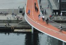 """m.s.: More Bike Paths! / """"Any effort that mitigates climate change while providing other benefits, like bike paths that reduce emissions from cars and encourage physical activity, is an example of multisolving."""" - Climate Interactive"""