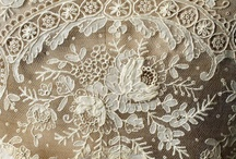 lace & embroidery / by 深江 / fukae